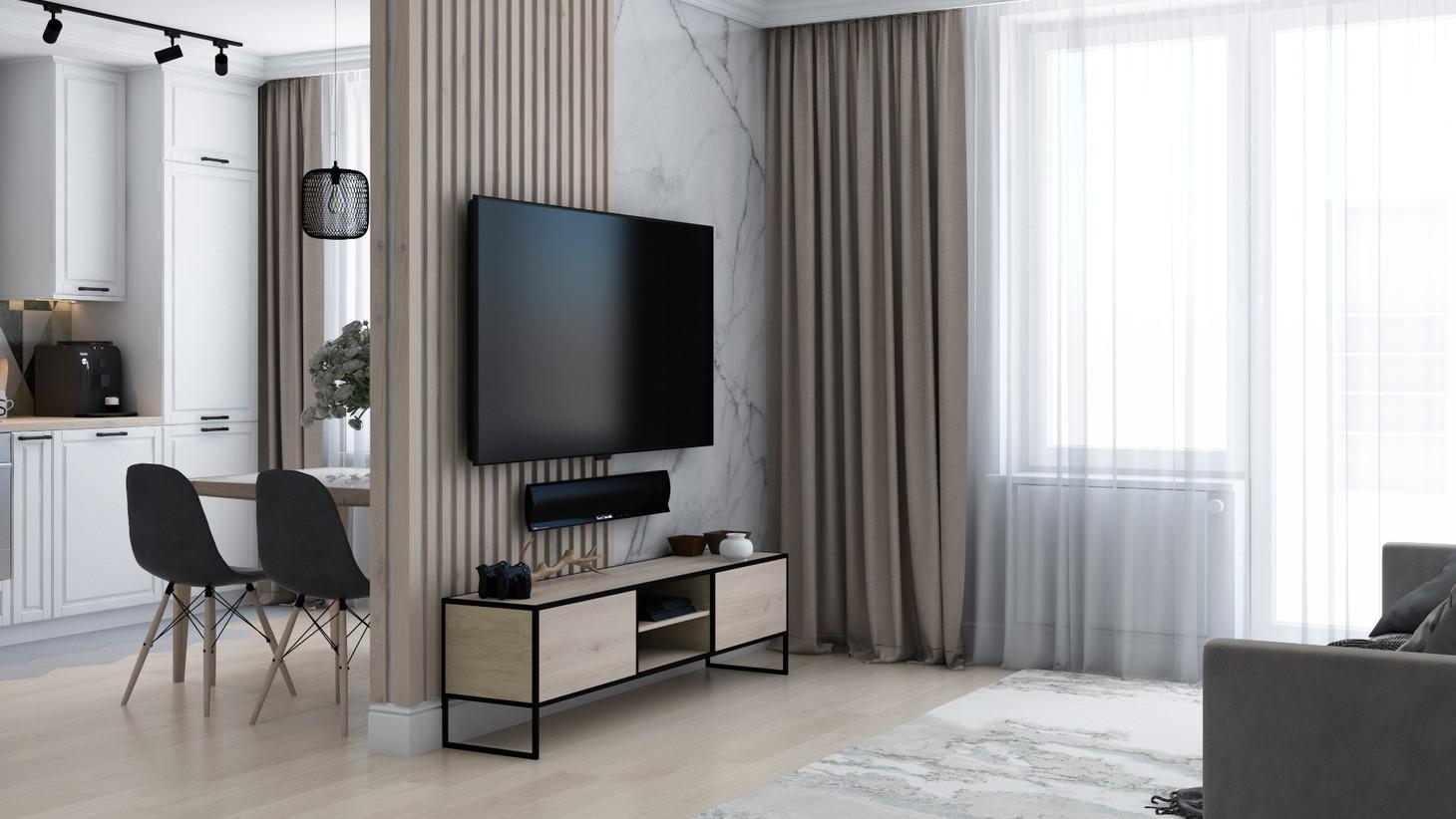 Каждая квартира уникальна  и наполнена компонентами комфорта премиум-уровня