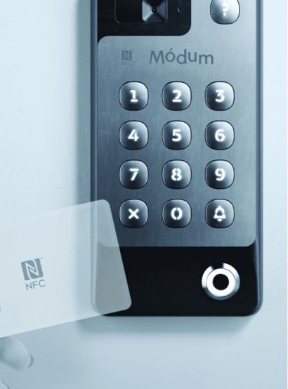 Домофоны с NFC