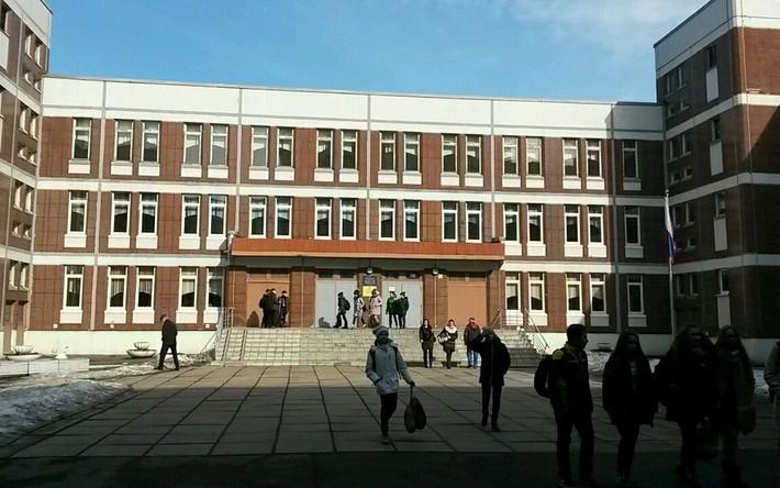 Школа №582
