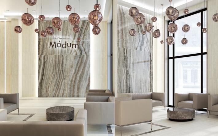 Modum — целостное и гармоничное пространство